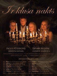 Ir klusa nakts @ Jaunā Sv.Ģertrūdes baznīca | Rīga | Latvija