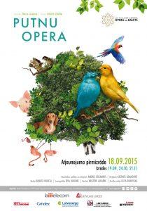 Putnu opera @ Latvijas Nacionālā opera un balets | Rīga | Latvija