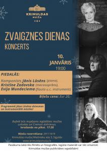 Zvaigznes dienas koncerts @ Krimuldas muiža | Sigulda | Latvija